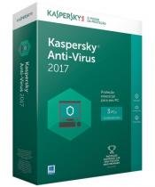 Kaspersky Anti Virus 2017 - 3 Pc - 1