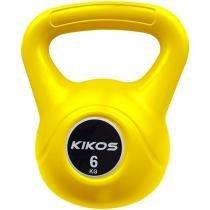 Kettlebell Cement Ps 6Kg - Kikos