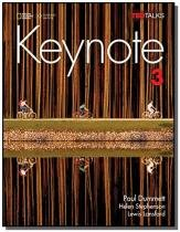 Keynote - AME - 3 - Student Book with Keynote Online Sticker - Cengage
