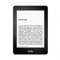 "Kindle Amazon Voyage, Preto, B00IOYGI5U, Tela de 6"", Wi-Fi -"