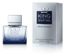 King Of Seduction Antônio Banderas Eau de Toillete Perfume Masculino 50ml - PUIG