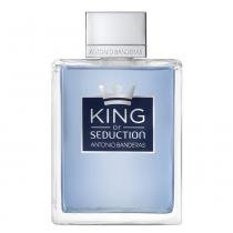 King of Seduction Antonio Banderas - Perfume Masculino - Eau de Toilette - 200ml - Antonio Banderas