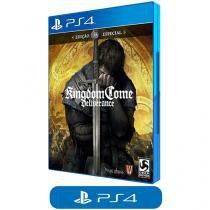 Kingdom Come Deliverance Edição Especial - para PS4 Deep Silver