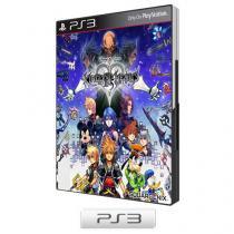 Kingdom Hearts HD 2.5 ReMIX para PS3 - Square Enix