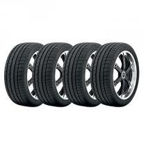 Kit 04 Pneus aro 15 Continental 195/60R15 88H ExtremeContact DW -