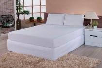 Kit 10 Capas Protetora Impermeável 100 Pvc Para Travesseiro 50cm X 70cm - Tutti Casa