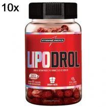 ec5411fd2 Kit 10X Lipodrol - 60 Cápsulas - IntegralMédica - Integralmedica