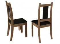 Kit 2 Cadeiras Copa Zurique - Madesa