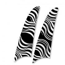 Kit 2 Pás Spirit Bio Zebra -