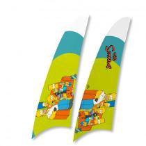 Kit 2 Pás Spirit Os Simpsons Familia No Sofá Verde Ts05 -