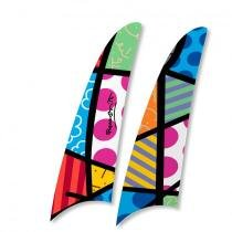 Kit 2 pás spirit romero britto scenes rb02 -