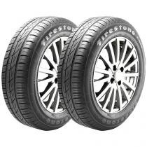 "Kit 2 Pneus Aro 15"" Firestone 195/60R15 - F-600"