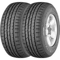 Kit 2 pneus Continental Aro16 235/70R16 106H FR ContiCrossContact LX 2 - Continental pneus