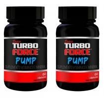 Kit 2 Super Turbo Force Pump (60 Cápsulas) - Intlab
