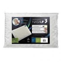 Kit 2 Travesseiros Nasa Up 3 50X70 4612 - Fibrasca -