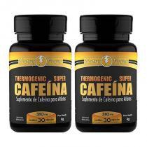 Kit 2 Und Cafeína 60cps 310mg - Apisnutri