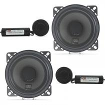 Kit 2 Vias NAR Audio 400-CS-1 (4 pols. / 100W RMS) - NAR Audio