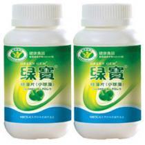 Kit 2x Chlorellas (250mg) 360 Comprimidos - Green Gem - 720 Comprimidos - Green Gem Paversul