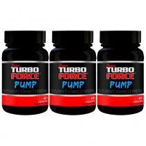 Kit 3 Super Turbo Force Pump (60 cápsulas) - Intlab
