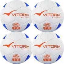 9a59966a57 Kit 4 Bola Futsal Vitoria Brx Max 100 Sub 11 (9 11 Anos)