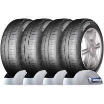 "Kit 4 Pneus Aro 13"" Michelin 175/70 R13 82T - Energy XM2 Green"