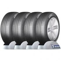 "Kit 4 Pneus Aro 15"" Michelin 195/55R15 85V - Energy XM2 Green X"