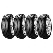 "Kit 4 Pneus Aro 15"" Pirelli 195/55R15 - Cinturato P7"