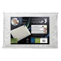 Kit 4 Travesseiros Nasa Up 3 50X70x12 4614 - Fibrasca -