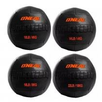 KIT 4 WALL BALL CROSSFIT E TREINAMENTO FUNCIONAL 4, 6, 8 e 10KG. ONEAL - CD -