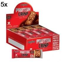 da15aae4e Kit 5X Protein Crisp Bar - 12 Unidades 13g Trufa Avelã - IntegralMédica -  Integralmedica