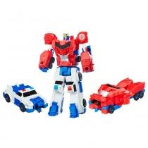 Kit 6 Figuras Transformers - Robots In Disguise - Combiner Force - Hasbro -