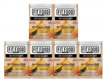 Kit 6 mix vegetais chips fit food 40g -
