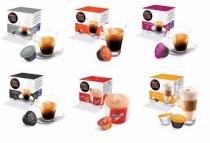 Kit 96 Cápsulas Nescafé Dolce Gusto SELEÇÃO DOIS - Nestle