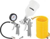 Kit acessórios para compressor com 4pc kcv400 - Vonder -