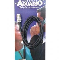Kit adaptador antena para celular lg/pantech/motorola t2190 cf295 aquario - Aquario