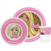 Kit alimentação barbie 3 pçs - Yangzi