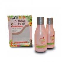 Kit American Trat Leads Care Shampoo e Máscara 150ml - Leads Care