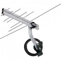 Kit antena log externa tv 4 em 1 lvu-8 aquario -