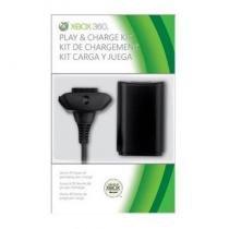 Kit Bateria e Carregador para Controle Xbox 360 - Xboc