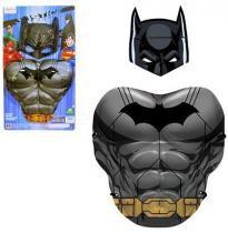 Kit Batman Mascara + Peitoral - Sula