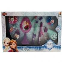 Kit Beleza com Secador Frozen - Toyng