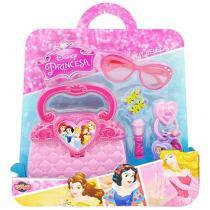 Kit Beleza Disney Princesa com Acessórios Toyng - 27774