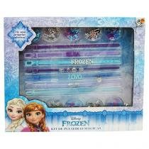 Kit Beleza Frozen com Acessórios - Toyng