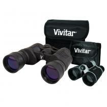 Kit Binóculos 4x30 e 8x50 - Vivitar