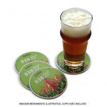 Kit Bolachas de Chopp Cerveja Bohemia 838 Pale Ale - 4 unidades - Cervejaria Bohemia