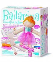 Kit boneca bailarina - 3DCOMEX
