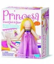 Kit boneca princesa - 3dcomex
