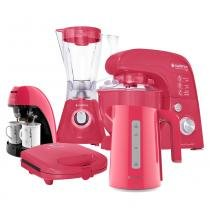 Kit Cadence Colors Rosa Doce Completo -