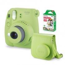 Kit Câmera Instax Mini 9 FUJIFILM -