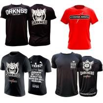 Kit Camisetas Integralmedica Darkness Nation Empire - Integral medica 89e47c7867347